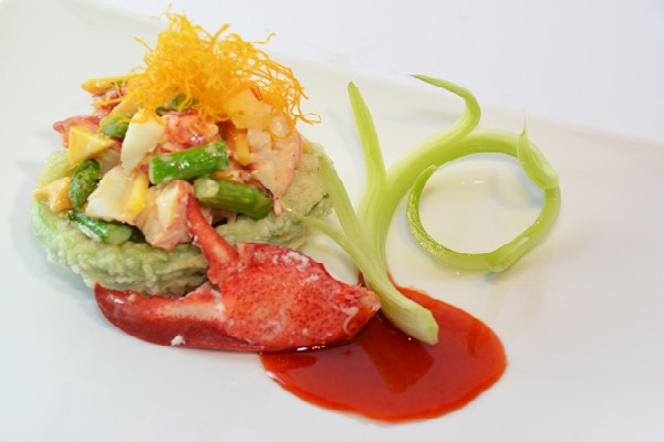 Lobster Ceviche Recipe — Dishmaps